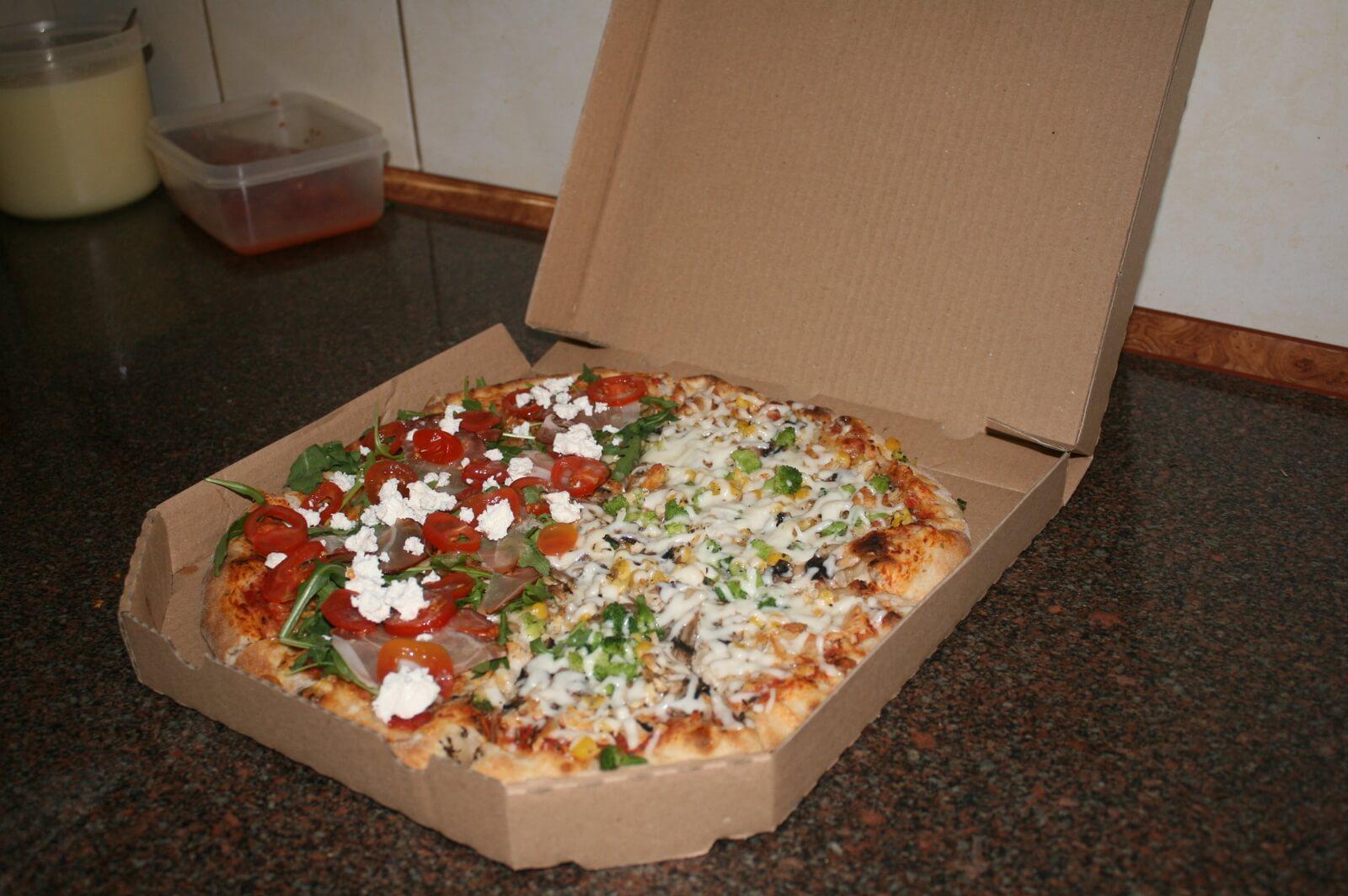 Galeria Pizzeria Retro