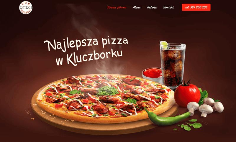 Pizzeria Pub Retro Pizza Kluczbork
